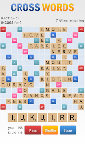 Scrabble Words Free- screenshot thumbnail