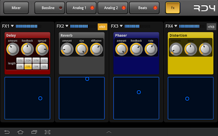 RD4 Groovebox Demo Screenshot 14