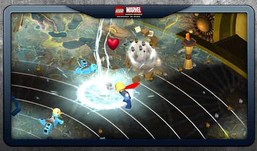 LEGO ® Marvel Super Heroes  screenshots 5