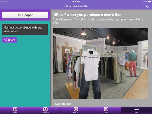 【免費購物App】Fifi's Fine Resale-APP點子