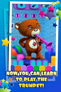 Talking Teddy Bear Free - screenshot thumbnail