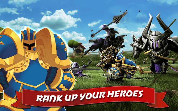 Lionheart Tactics APK screenshot thumbnail 9