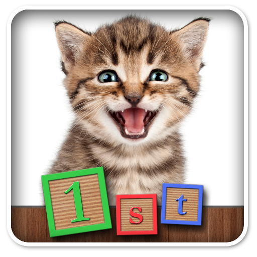 1st Games Cat Puzzles for Kids LOGO-APP點子