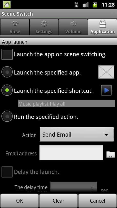 Scene Switch- screenshot