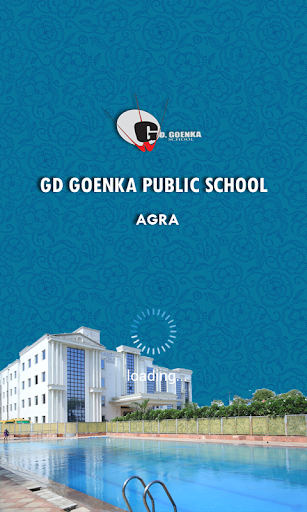 GD Goenka Agra Teacher App