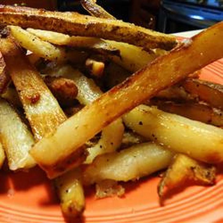 Seasoned Potato Fries Recipe
