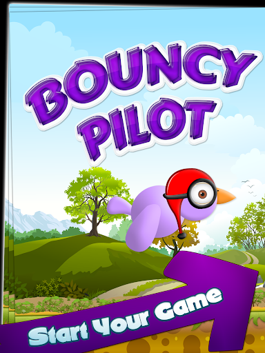 Floppy Pilot Bird