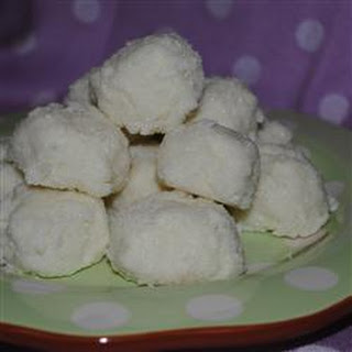 Milk Powder Candies