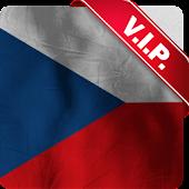 Czech republic flag lwp