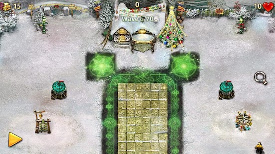 MD map: Christmas Eve