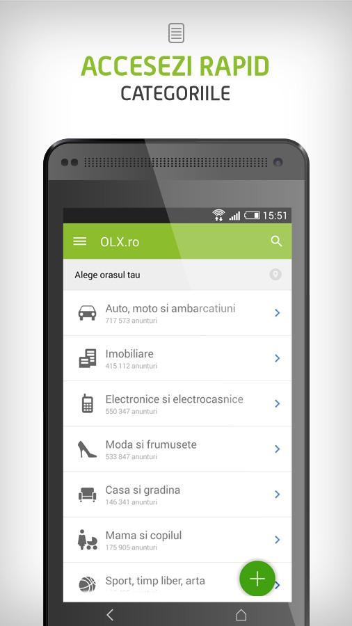 OLX.ro- Anunturi gratuite - screenshot