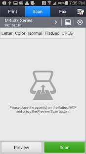 Samsung Mobile Print - screenshot thumbnail