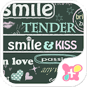 icon & wallpaper-Sweet Words-