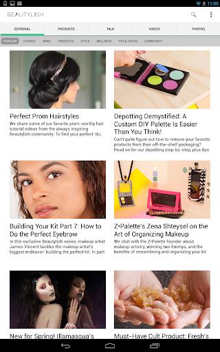 Beautylish: Makeup Beauty Tips  screenshots 7