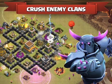 Clash of Clans v6.407.2 Unlimited Money