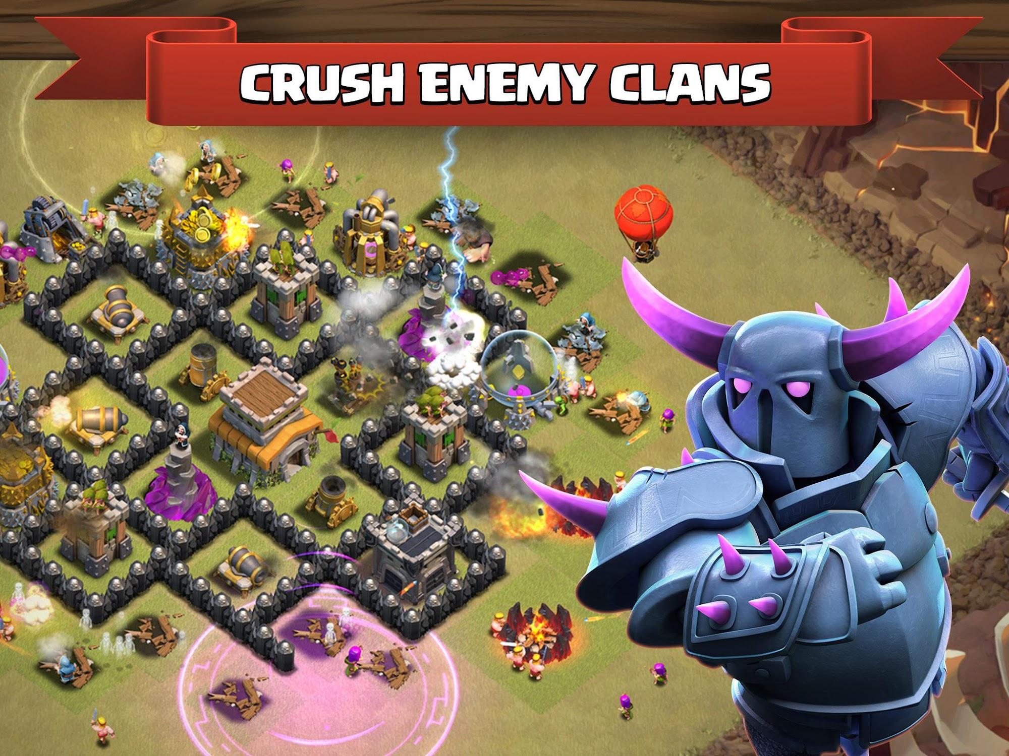 Clash of Clans screenshot #13