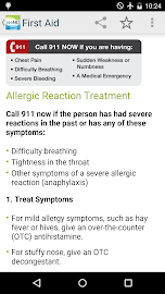 WebMD for Android Screenshot 4