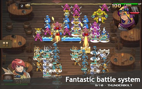M&M Clash of Heroes Screenshot 18