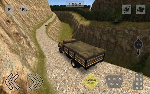 Death Road Trucker- screenshot thumbnail
