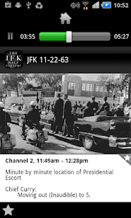 The Kennedy Half Century- screenshot thumbnail