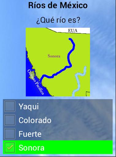 Geografía de México Ríos