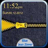 Blue Jean Zipper Go Locker 1.12