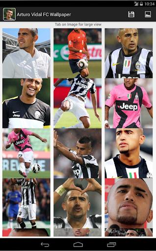 Arturo Vidal FC Wallpaper
