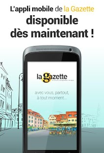 La Gazette des communes Capture d'écran