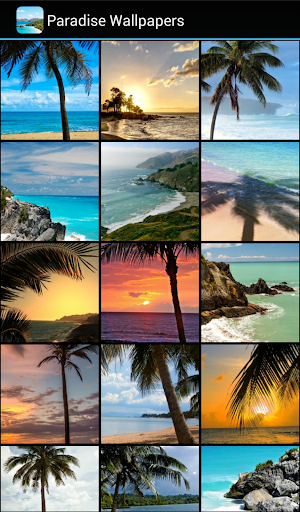 Paradise Wallpapers