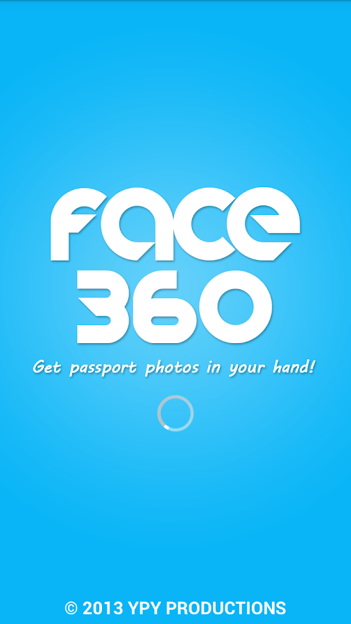 Face 360 - screenshot