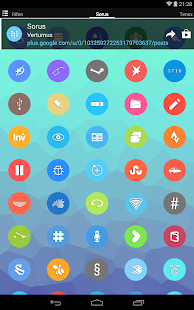 Sorus - Icon Pack Screenshot