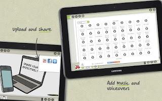 Screenshot of VideoScribe 1.4.1