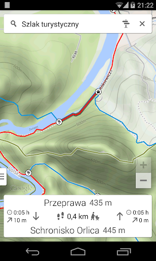 Trails Pieniny