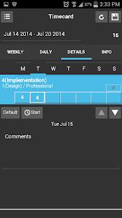玩免費商業APP|下載mProjects Time Management app不用錢|硬是要APP