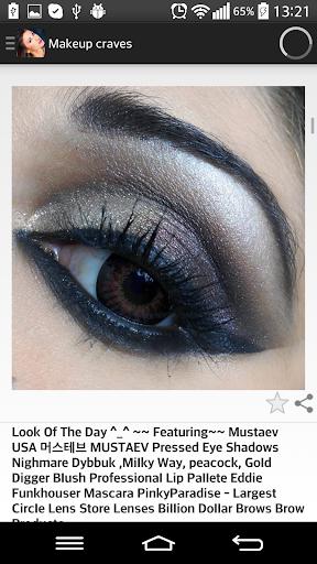 Makeup craves
