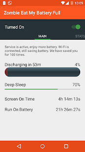 Battery Saver: ZEMB Full Screenshot