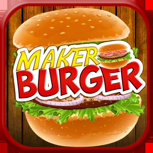 制造商汉堡游戏 休閒 LOGO-阿達玩APP