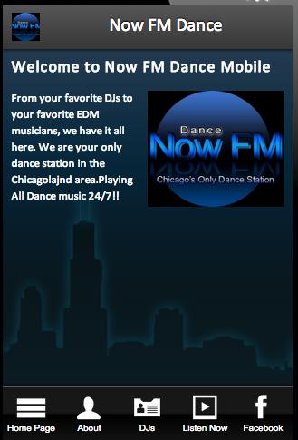Now FM Dance
