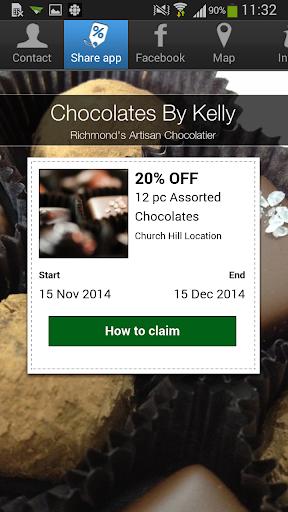 玩商業App|Chocolates By Kelly免費|APP試玩