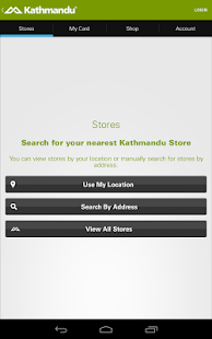 Kathmandu - Outdoor Gear- screenshot thumbnail