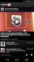 Screenshot of VideofyMe