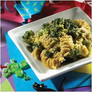 Crazy Curly Broccoli Bake (Kid-Friendly).
