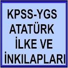 KPSS YGS ATATÜRK İNKILAPLARI icon