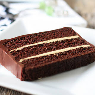 Chocolate Cake & Espresso Buttercream.