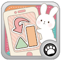 Optimization rabbit booster icon