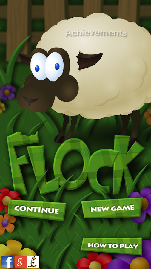 Flock- screenshot