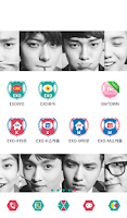 Screenshot of EXO Dodol Theme Expansion Pack