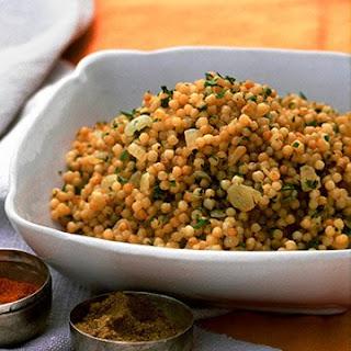 Israeli Couscous Pilaf