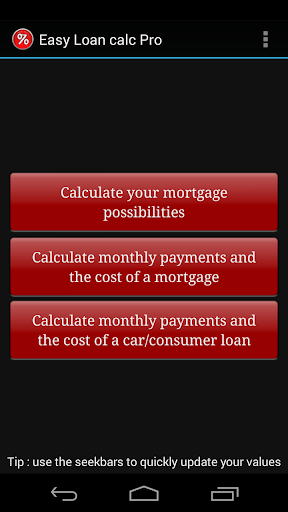 Easy Mortgage Calculator Pro