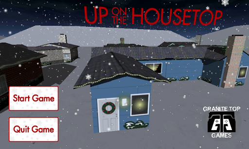 Up On The Housetop